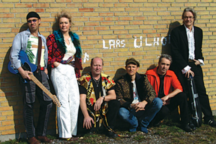 Lars Lilholt Tour Dates