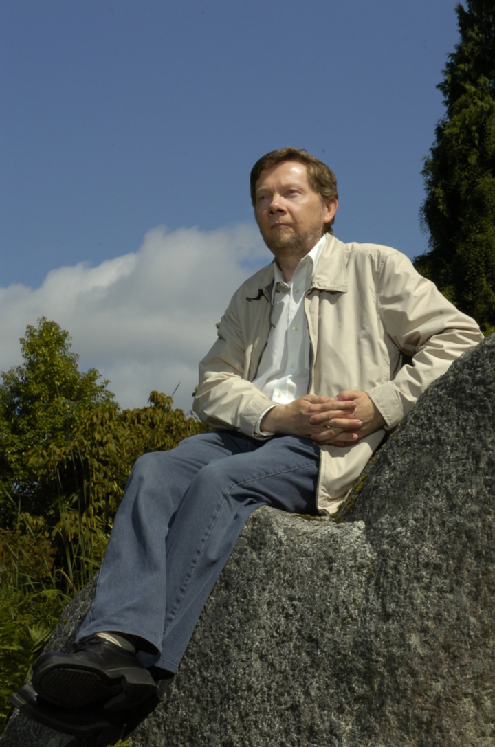 Eckhart Tolle Tour Dates