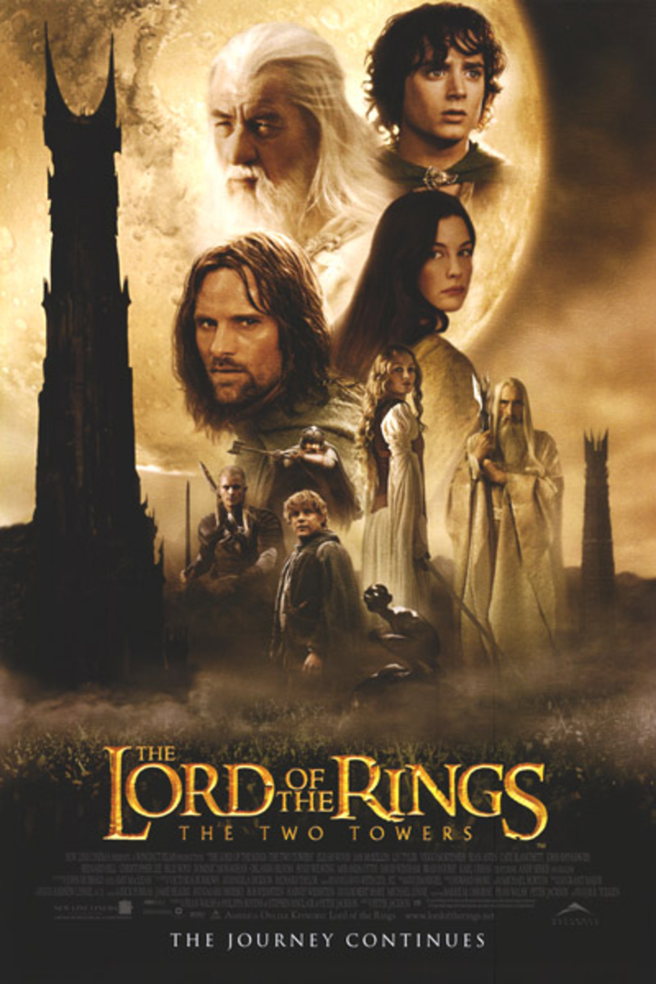 The Lord of The Rings Tour Dates