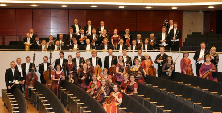 Sinfonia Lahti Tour Dates