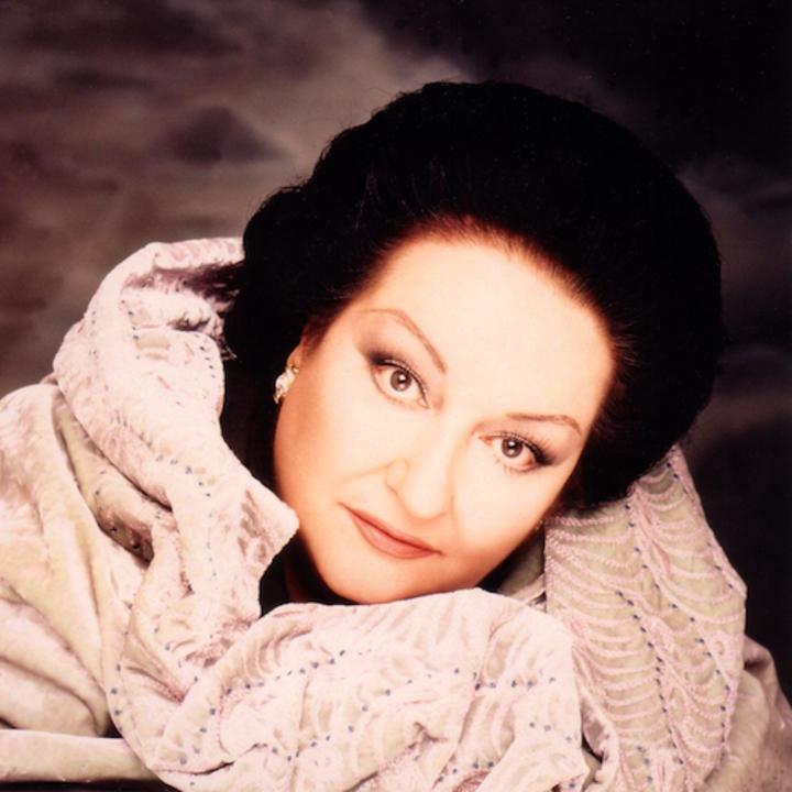 Montserrat Caballé Tour Dates