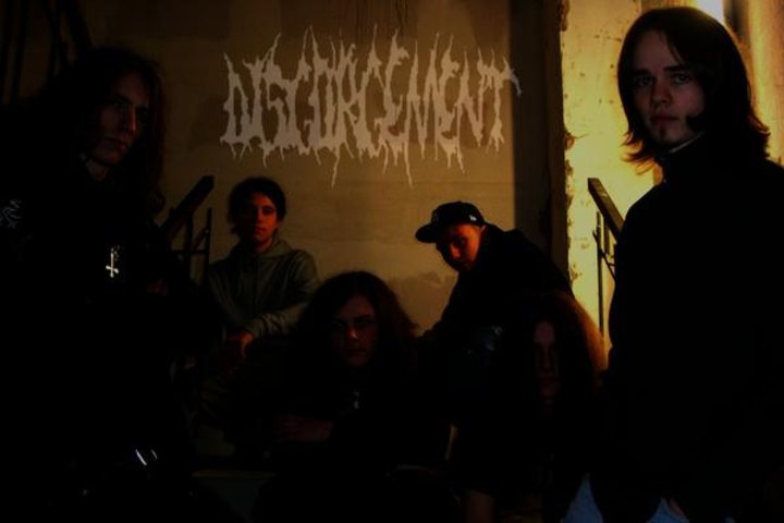 Disgorgement Tour Dates