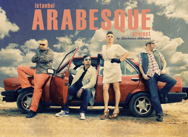İstanbul Arabesque Project Tour Dates