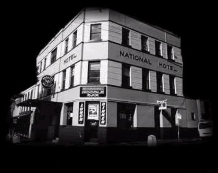 The National Hotel aka... The NASH Tour Dates