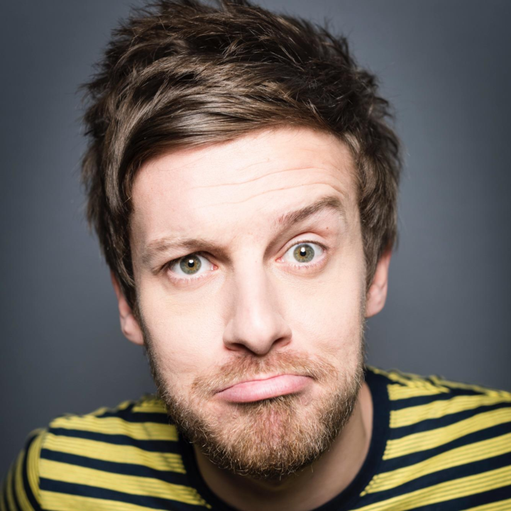 Chris Ramsey @ Metro Radio Arena - Newcastle Upon Tyne, United Kingdom