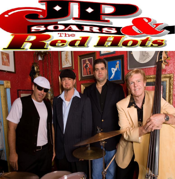JP Soars and the Red Hots @ Skipper's Smokehouse - Tampa, FL