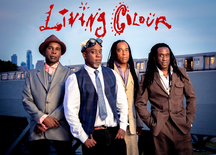 Living Colour Tour Dates