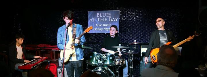 Chris King Robinson @ Blues At The Bay - Stockton-On-Tees, United Kingdom