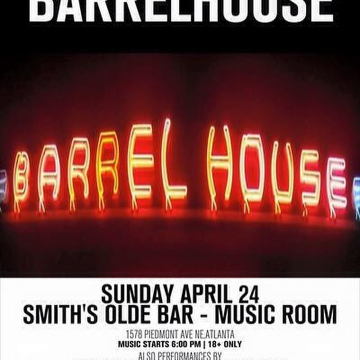 Bar L. House Tour Dates