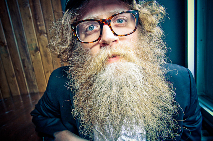 Ben Caplan and the Casual Smokers @ West End Cultural Centre - Winnipeg, Canada