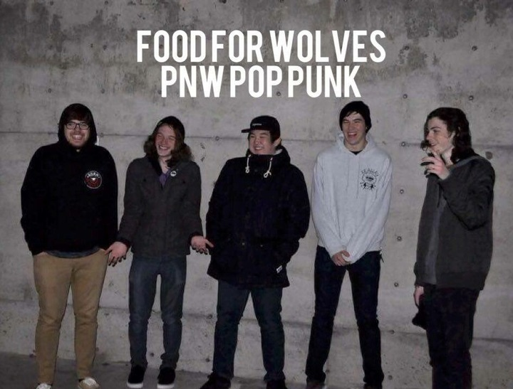 Food For Wolves Tour Dates