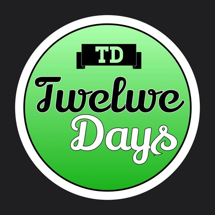 Twelwe Days Tour Dates