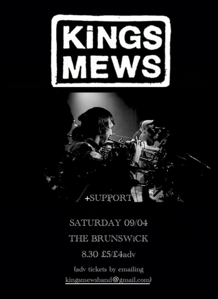 Kings Mews Tour Dates