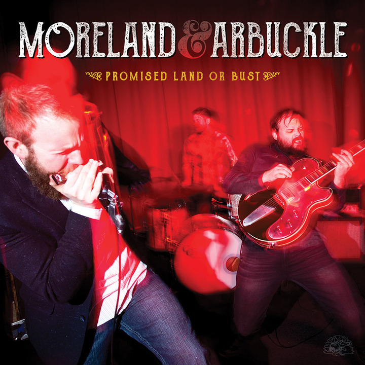Moreland & Arbuckle @ The Met - Bury, United Kingdom