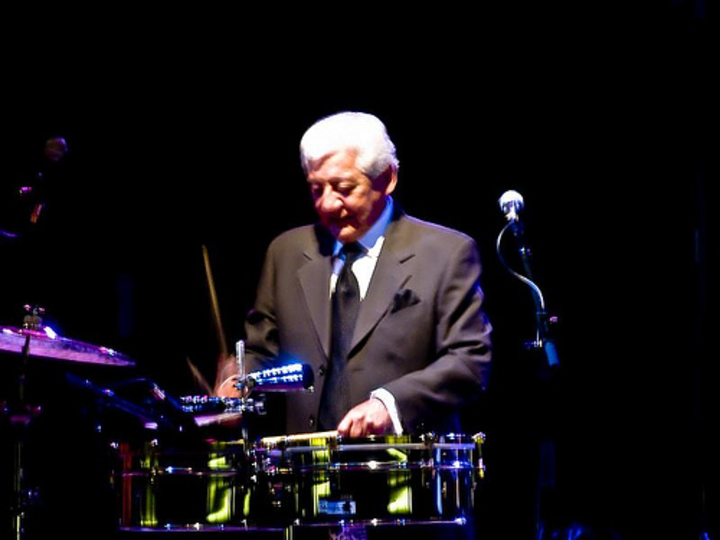 Pete Escovedo @ PORT OF MIAMI - Miami, FL