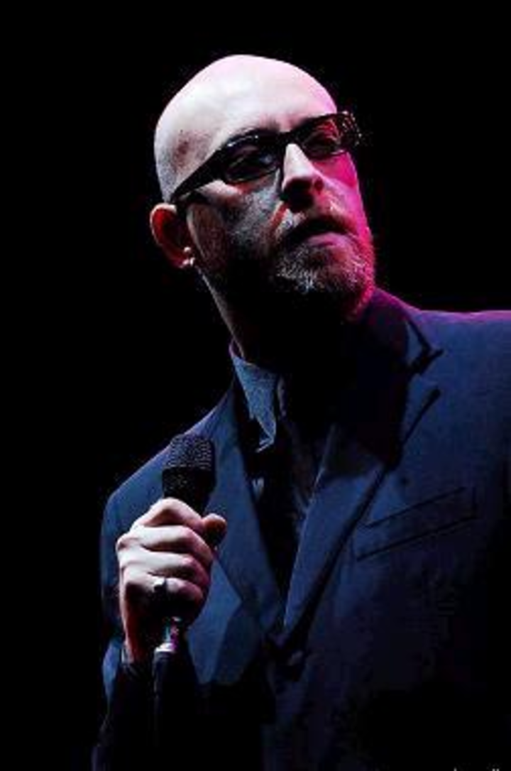Mario Biondi @ Union Chapel - London, United Kingdom