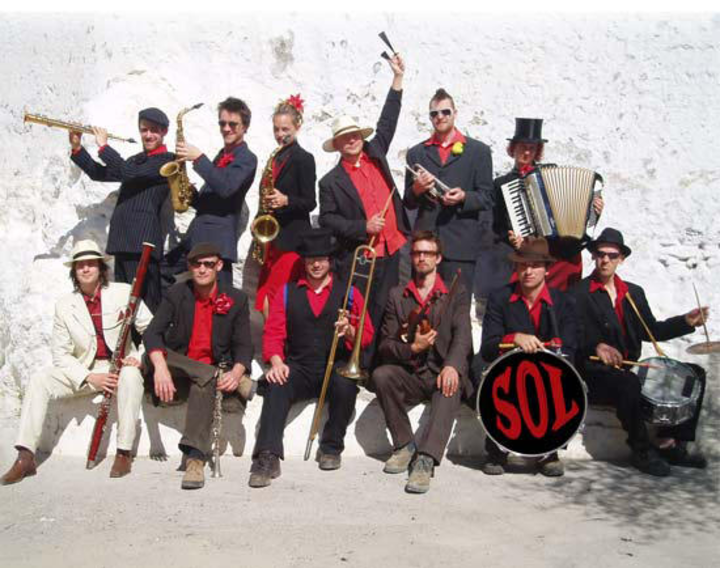 Orkestra Del Sol Tour Dates