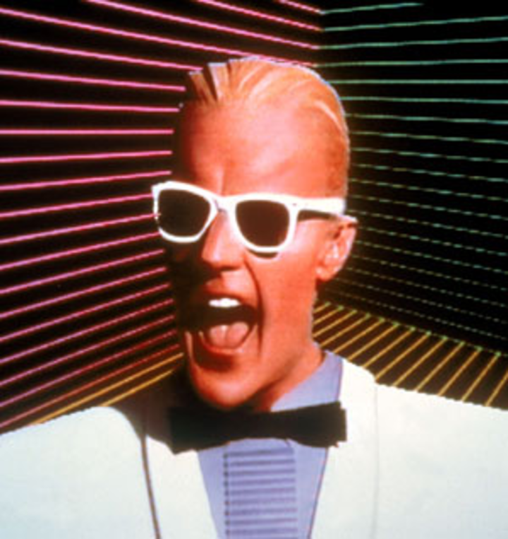 Max Headroom Tour Dates