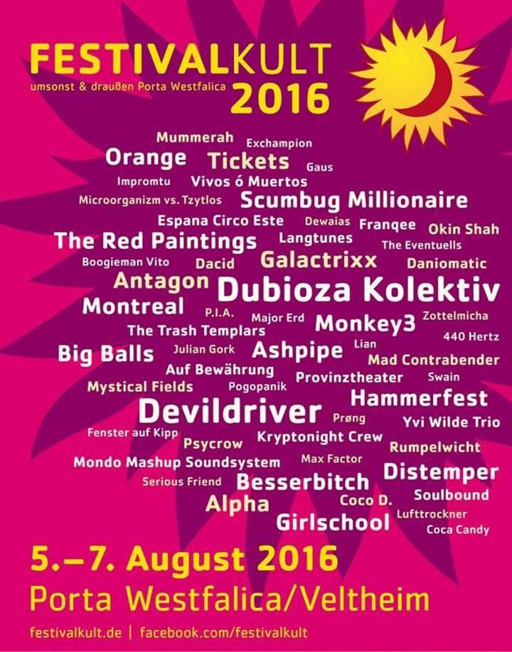 Devildriver porta westfalica concert tickets - Porta poster amazon ...