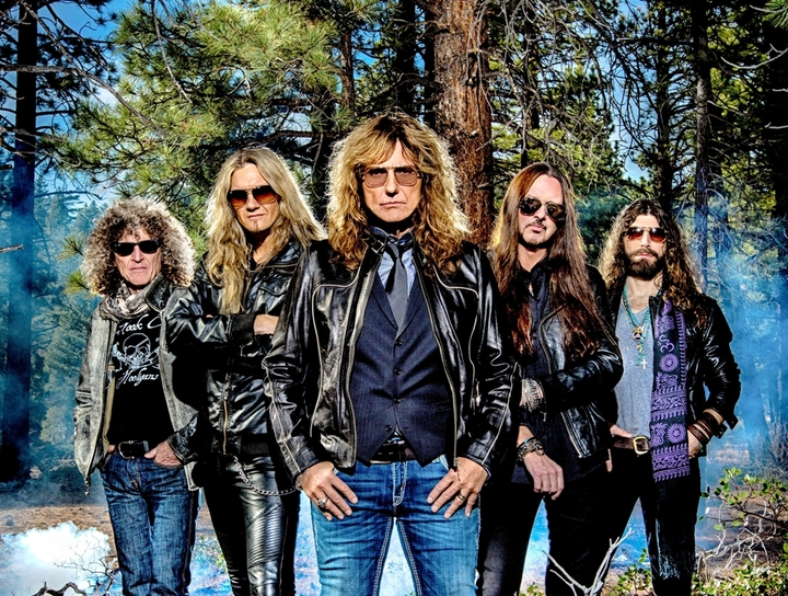 Whitesnake Tour Dates