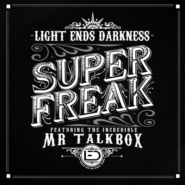 Light Ends Darkness Tour Dates
