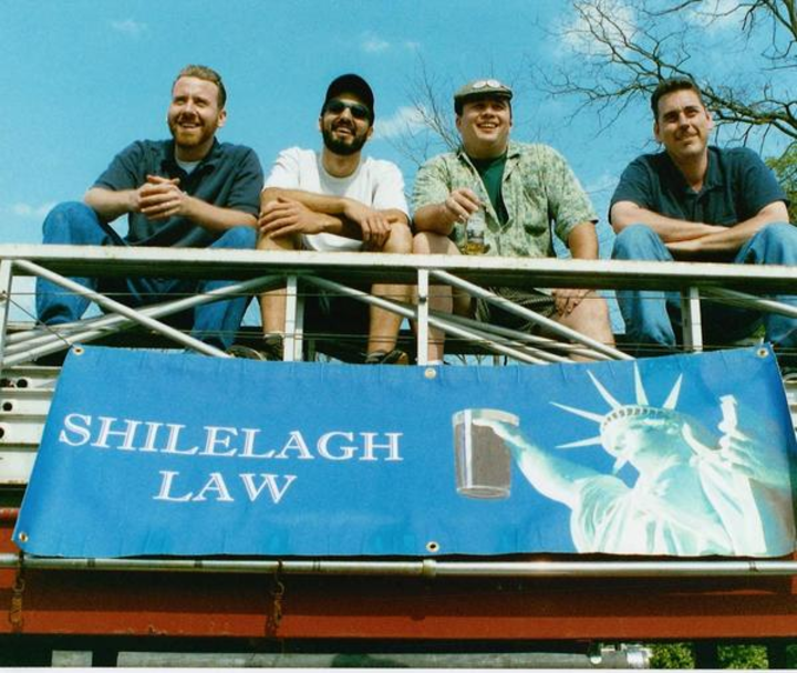 Shilelagh Law @ The Towne Crier Cafe - Beacon, NY