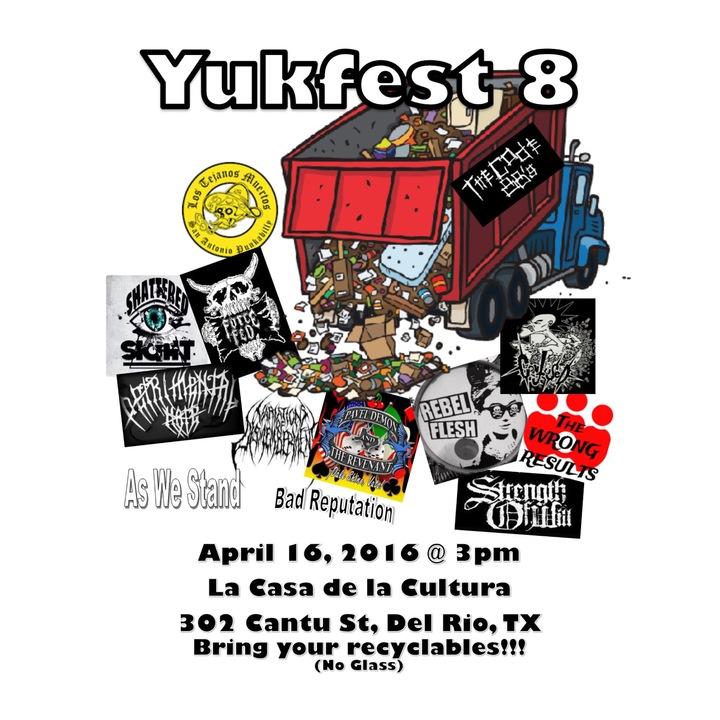 Yukfest Tour Dates