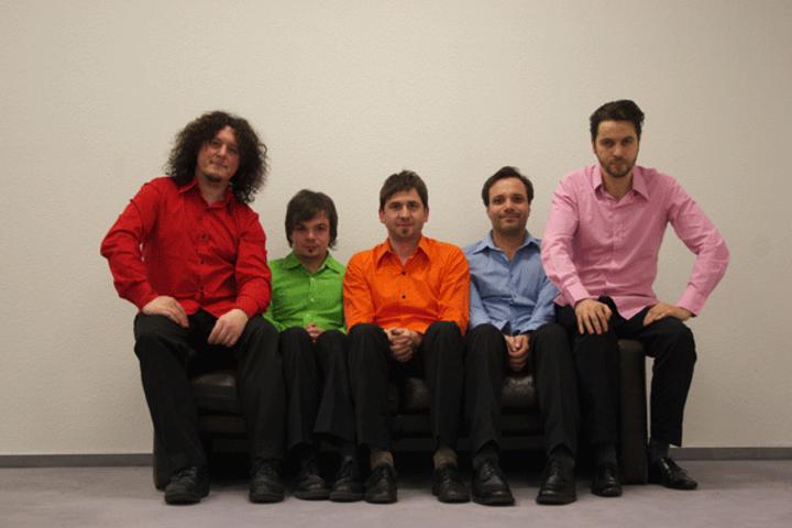 GlasBlasSing Quintett @ Kulturzentrum Moritzhof - Magdeburg, Germany