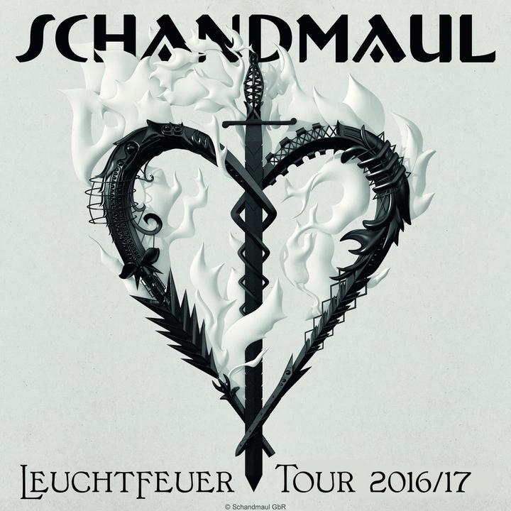 Schandmaul @ Kulturzentrum Kammgarn - Kaiserslautern, Germany
