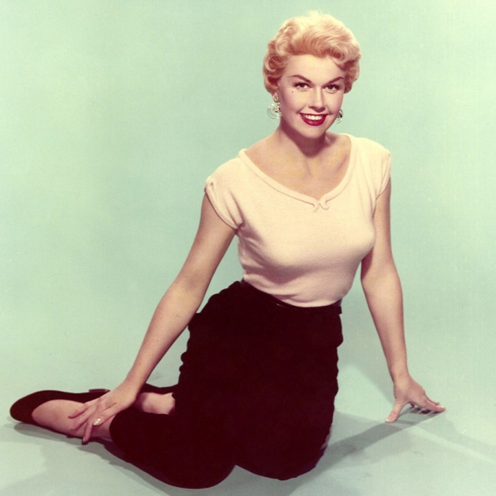 Doris Day Tour Dates