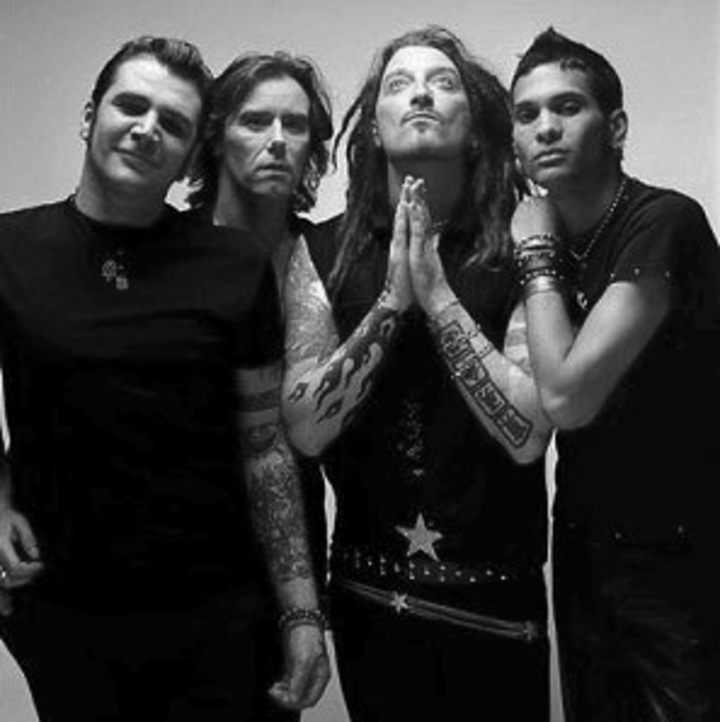 The Wildhearts @ Wulfrun Hall - Wolverhampton, United Kingdom