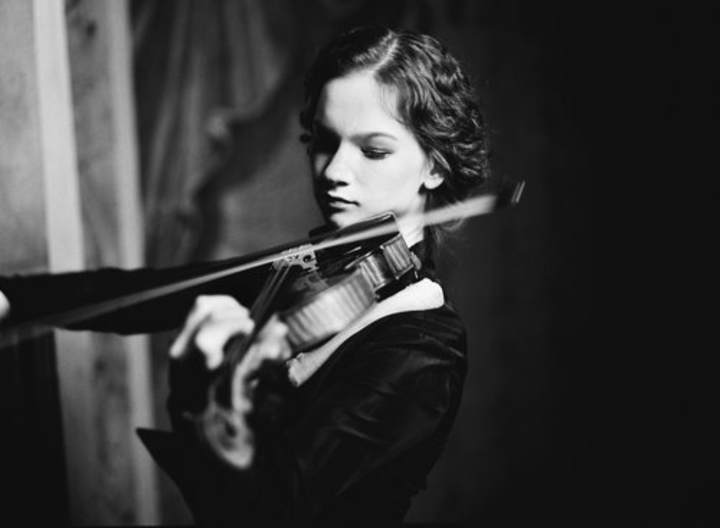 Hilary Hahn @ Philharmonie de Paris - Paris, France