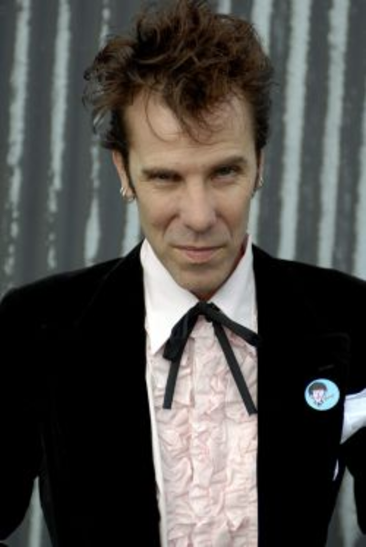 Slim Jim Phantom @ Reggies Music Joint - Chicago, IL