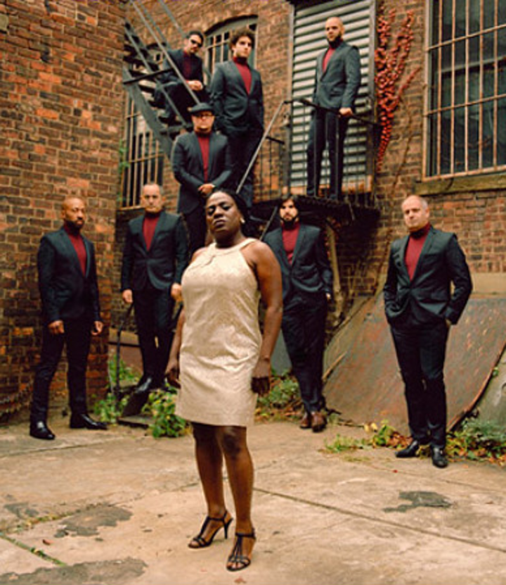 Sharon Jones @ The Press Room - Portsmouth, NH