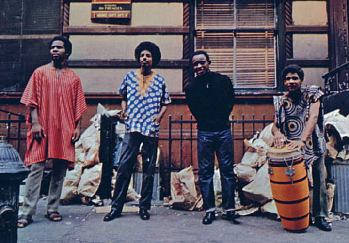 The Last Poets Tour Dates