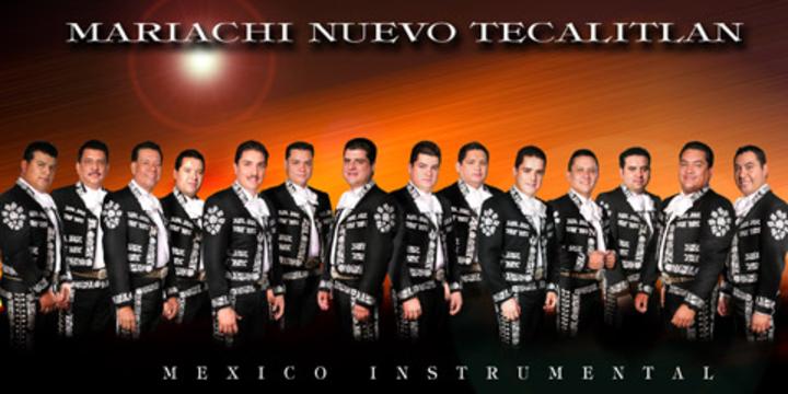 Mariachi Nuevo Tecalitlan Tour Dates