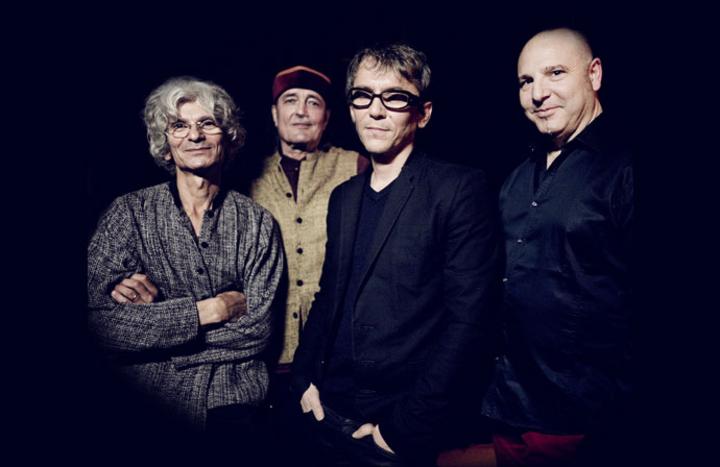 Hadouk Quartet @ DUC DES LOMBARDS - Paris, France