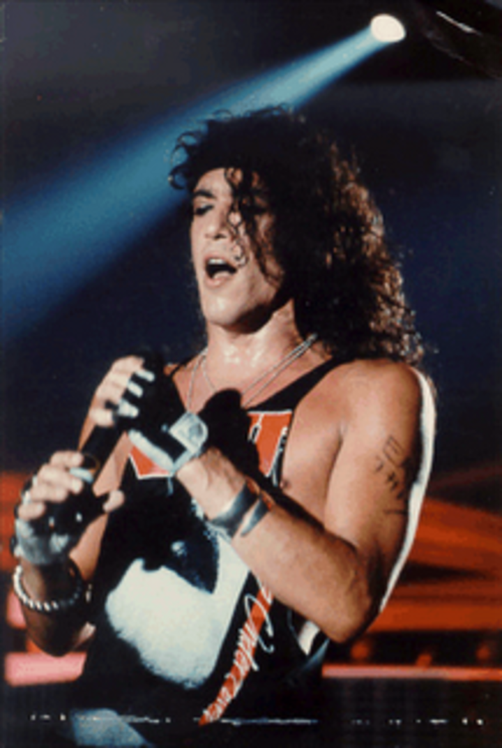 Stephen Pearcy @ The Blind Tiger NC - Greensboro, NC