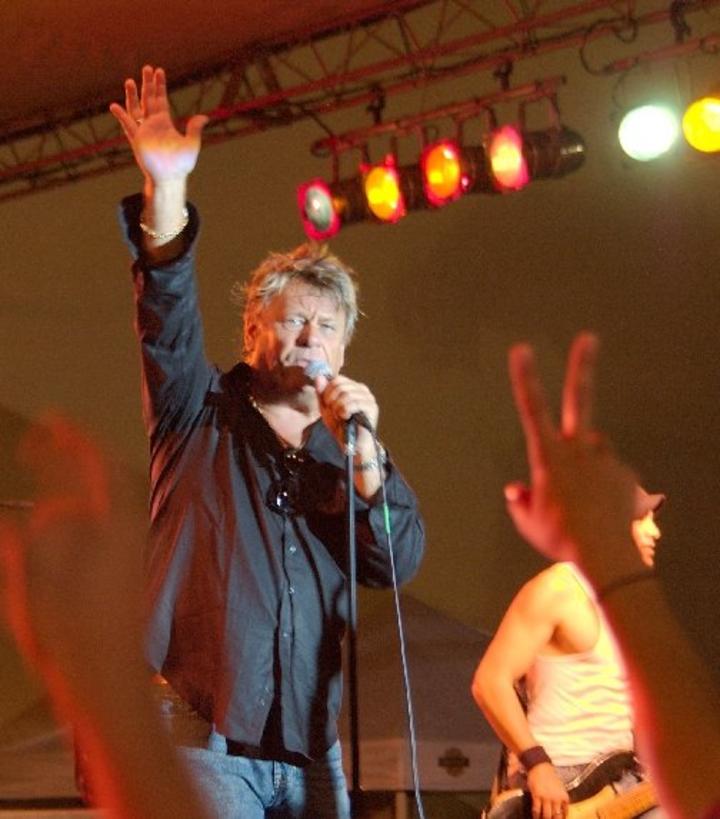 Brian Howe @ Roxy Concerts - Flensburg, Germany