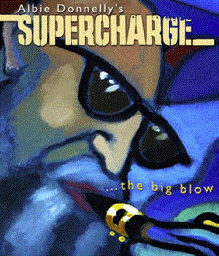 Albie Donnelly's Supercharge Tour Dates