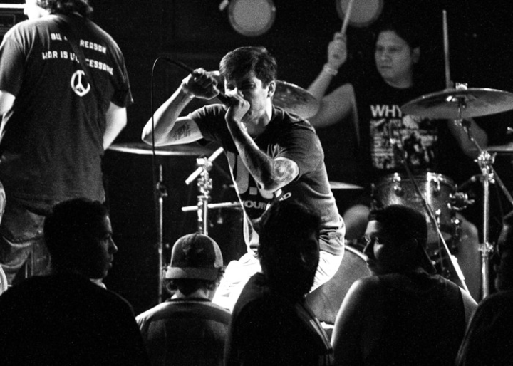 Forced Order @ The Ritz - San Jose, CA
