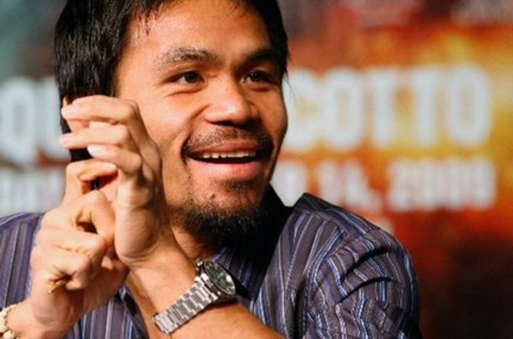 Manny Pacquiao Tour Dates