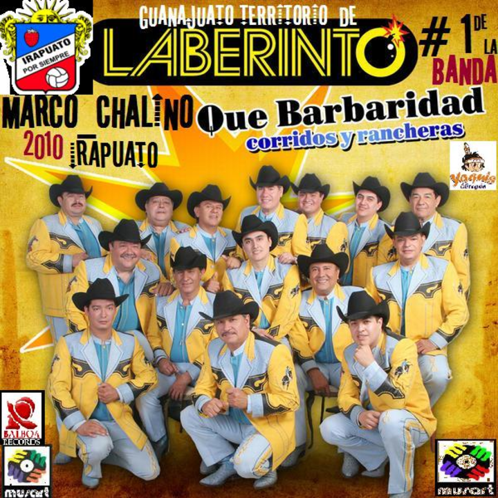 Grupo Laberinto Tour Dates