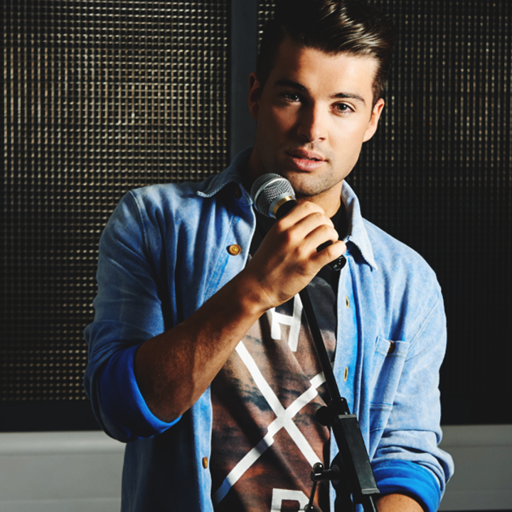 Joe McElderry @ Tyne Theatre and Opera House - Newcastle Upon Tyne, United Kingdom