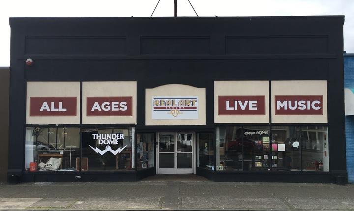 Real Art Tacoma Tour Dates