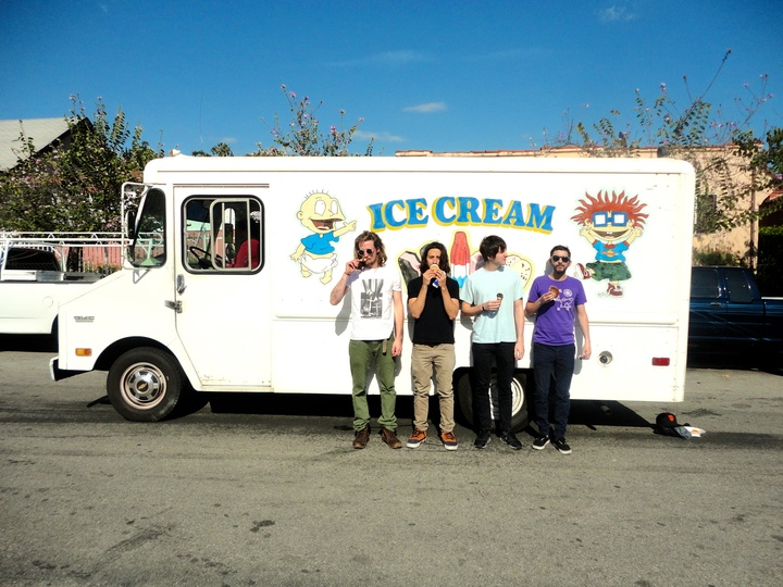 Ice Cream Tour Dates