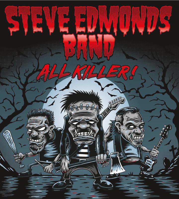 Steve Edmonds Band @ Coast Hotel  - Budgewoi, Australia