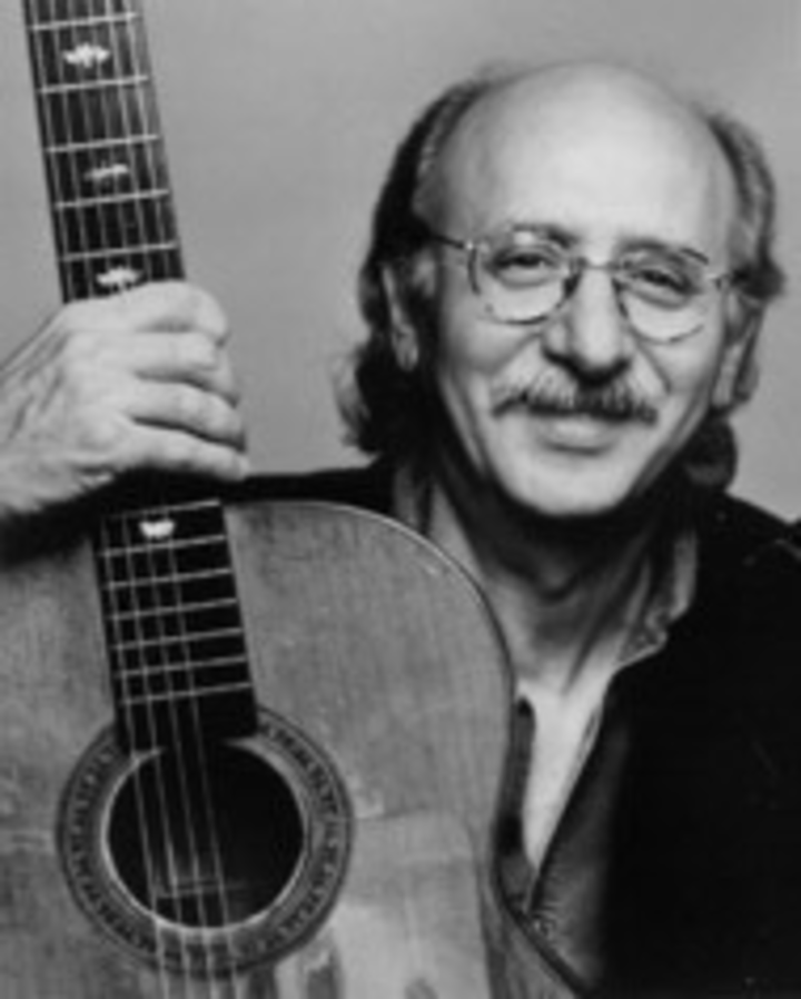 Peter Yarrow @ UConn Avery Point Auditorium - Groton, CT