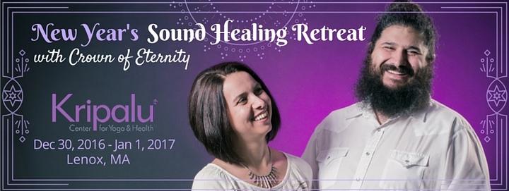Crown Of Eternity @ Kripalu Center For Yoga & Health - Stockbridge, MA