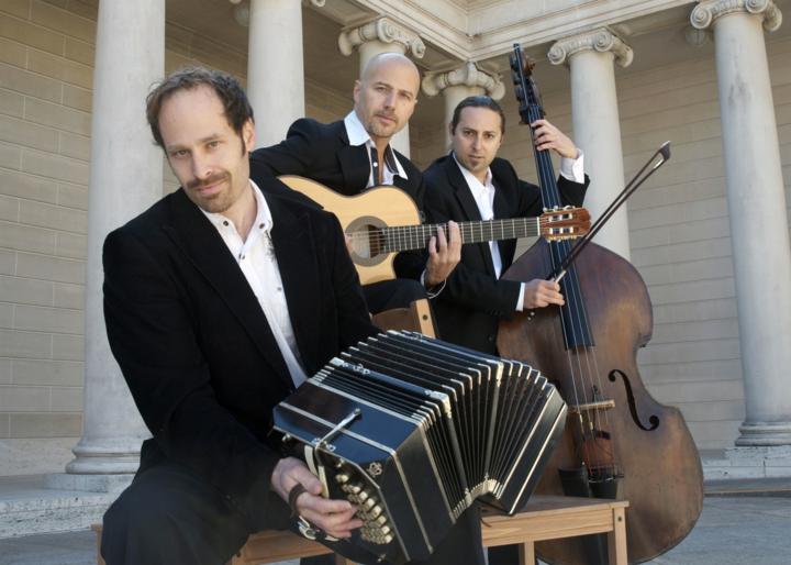 Trio Garufa Tour Dates